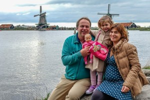 Anne Tel familiefoto IVF