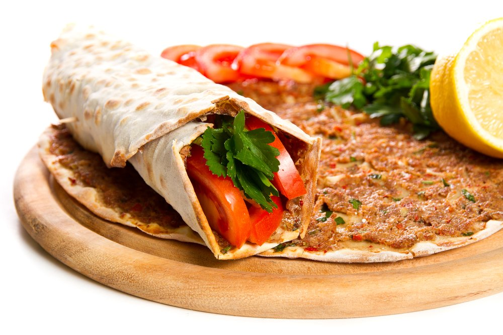 Turkse pizza kcal