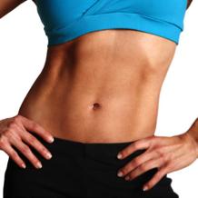 platte buik workout